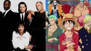 One Piece: los dos actores de Pulp Fiction que inspiraron dos piratas