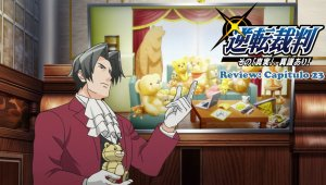 Ace Attorney: Anime Review del capítulo 23