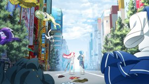Primer tráiler de Akiba's Trip The Animation