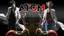 Selecta licencia el anime de ATOM: The Beginning