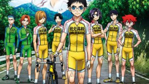 Yowamushi Pedal: New Generation tendrá 2 cour