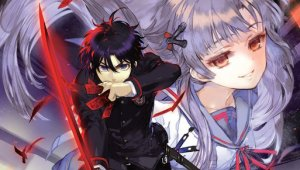 Las novelas Seraph of the End: Guren Ichinose tendrán manga