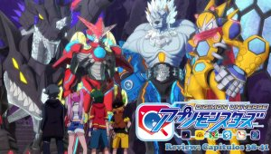 Digimon Universe: Appli Monsters - Review de los capítulos 38-41