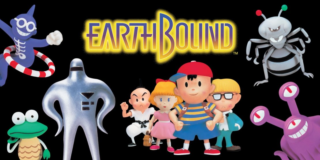 Mother y Earthbound