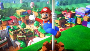 Super Nintendo World comienza a construirse en Universal Hollywood
