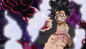 One Piece x Dragon Ball: imaginan a Vegeta con la técnica Gear Fourth de Luffy
