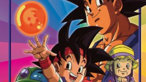 Animecómic de Dragon Ball GT en junio