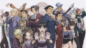 Anunciado anime para Phoenix Wright: Ace Attorney
