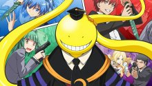 Selecta lanzará el anime de Assassination Classroom