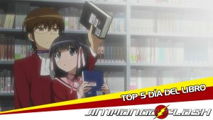 5 mangas para el Día del Libro | Top Flash