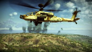 Gameplay de Apache: Air Assault