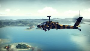 Apache: Air Assault ya está disponible para Playstation 3