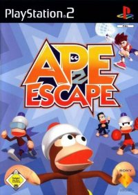 Ape Escape 2 Playstation 2
