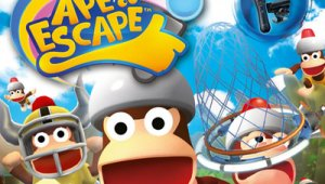 Caratula final de Ape Scape para Playstation Move