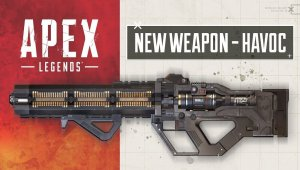 Apex Legends introduce una nueva y poderosa arma: El rifle energético Havoc