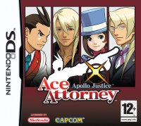 Apollo Justice: Ace Attorney Nintendo DS
