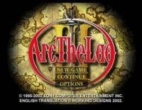 Arc The Lad III PS3