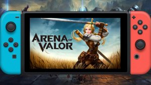 Arena of Valor mejorará en Nintendo Switch algunos aspectos visuales