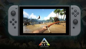 ARK: Survival Evolved, en físico para Nintendo Switch gracias a Solutions 2 GO