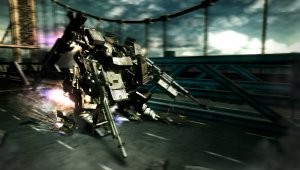 Armored Core V ya es Gold