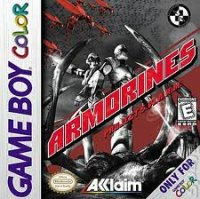 Armorines: Project S.W.A.R.M Game Boy Color