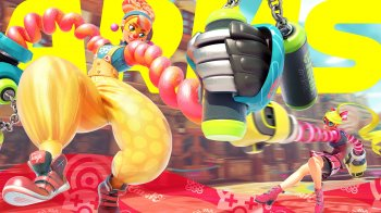 ARMS, para Nintendo Switch, recibe a Lola Pop en su versión 3.0; ya disponible