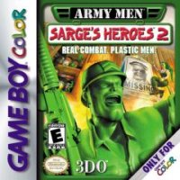 Army Men: Sarge's Heroes 2 Game Boy Color