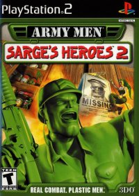 Army Men: Sarge's Heroes 2 Playstation 2
