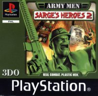 Army Men: Sarge's Heroes 2 Playstation