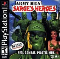 Army Men: Sarge's Heroes Playstation