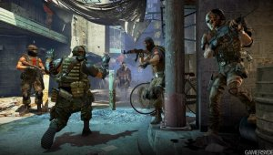 Dos nuevos mapas cooperativos para 'Army of Two: The 40th Day'