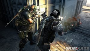 Demo de Army Of Two: The 40th Day para PSP en Enero