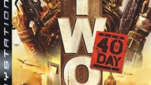 Presentada la caratula de Army Of Two: The 40th Day