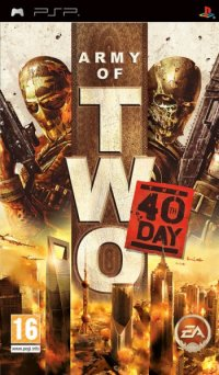 Army of Two: 40th Day PSP