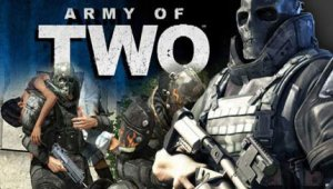 Movimientos Coop en el nuevo video de Army Of Two: The 40th Day