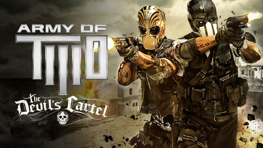 Army of Two - The Devils Cartel - Logo