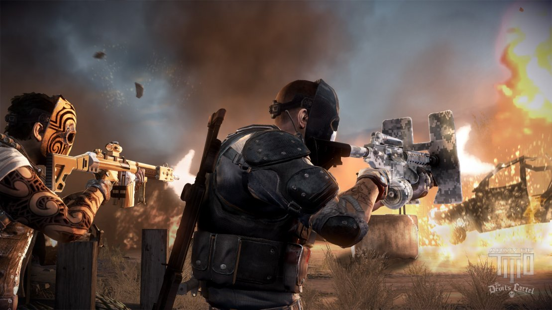 Army of Two: The Devil´s Cartel