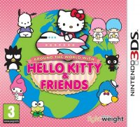 Around the World With Hello Kitty & Friends Nintendo 3DS