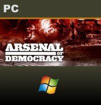 Arsenal of Democracy: A Hearts of Iron Game PC