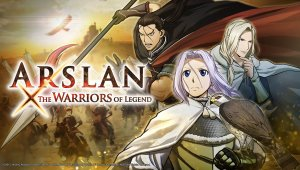 Anunciado Arslan: the Warriors of Legend para PS4, PS3 y Xbox One