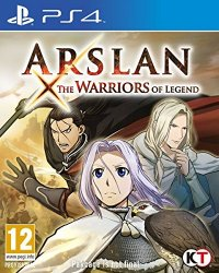 Arslan: The Warriors of Legend PS4
