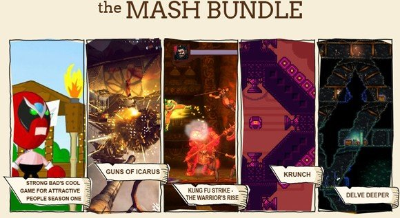 Indie Royale - The Mash Bundle