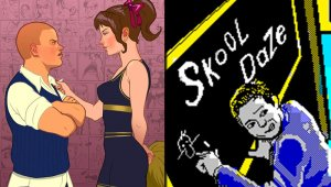 Parecidos Razonables: Skool Daze y Bully