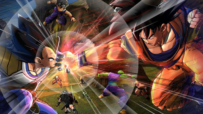 Antes de… Dragon Ball: Battle of Z