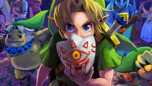 Análisis The Legend of Zelda: Majora's Mask 3D (3DS)