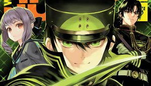 El anime Seraph of the end desvela su segundo vídeo promocional