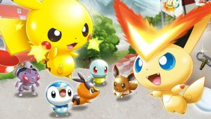 Pokémon Rumble World y los 3000 diamantes