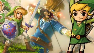 The Legend of Zelda: ¿Un E3 en blanco?