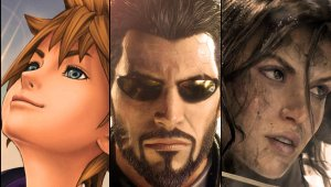 Conferencia Square Enix E3 2015: Oriente y Occidente se encuentran