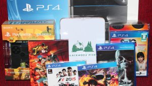 Gana un pack de PlayStation 4 + 6 juegos con la nueva Red Blogocio